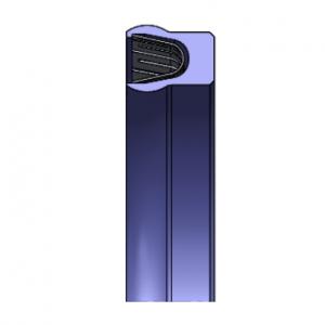 LSE12 Finger Spring Seal – Extended Heel