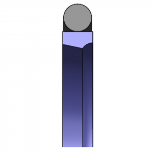 L31 Single Acting Rod Seal